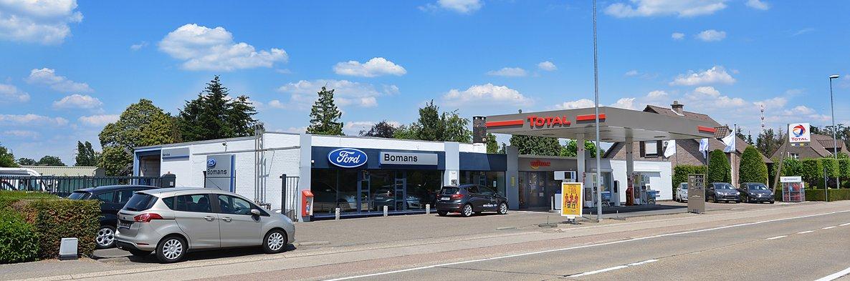 Garage bomans home for Garage ford 33
